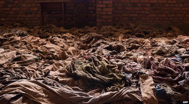 卢旺达种族灭绝女人